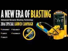 Nuevos robots con cabina de Blastman