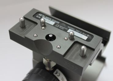 Medidor de intensidad Almen  TSP-3
