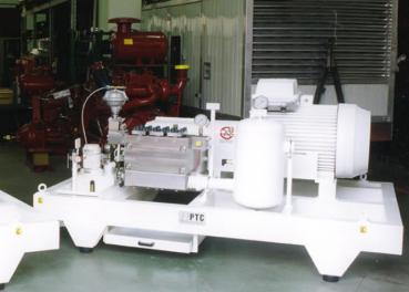 MPA_Equipos de waterjetting eléctricos